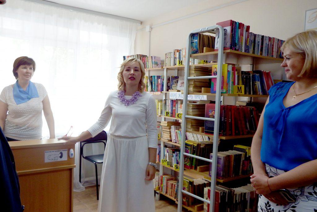 Экскурсия по библиотеке взрослый абонемент